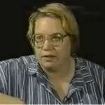 Juli Loesch (now Julianne Wiley) in 1980s video