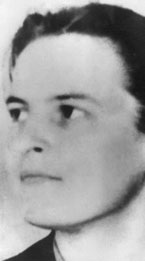 Anscombe as a young woman